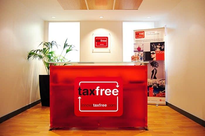 TAX FREE в магазинах Барселоны
