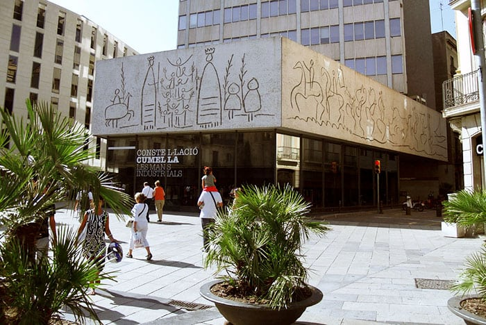 Коллегия архитекторов Барселоны