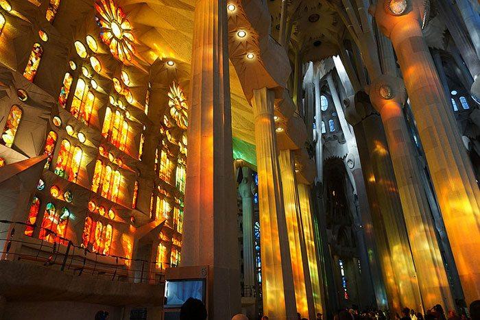 Интересные факты о Sagrada Familia