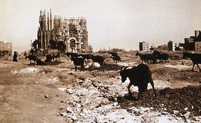 Sagrada Familia: немного сведений из истории появления Храма