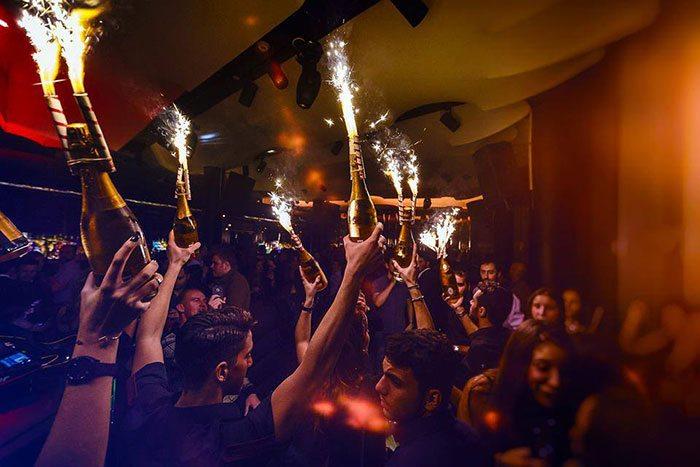Эксклюзивный гест лист в лучшие ночные клубы Барселоны