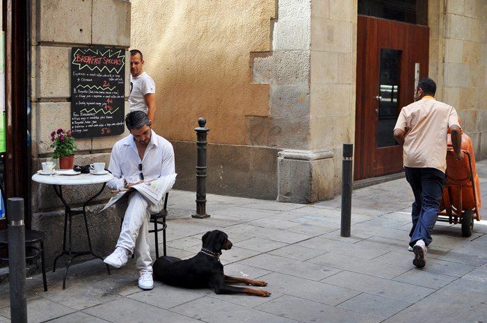 Городские жители Барселоны - кто они?