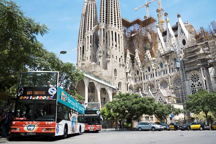Доступные маршруты Бас Туристик Барселона