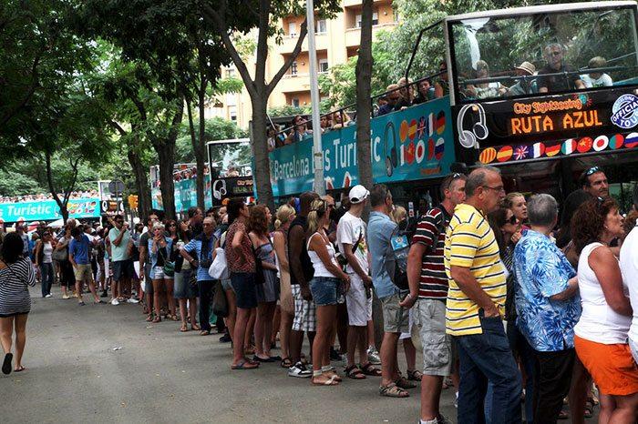 Билеты в Бас Туристик Барселона