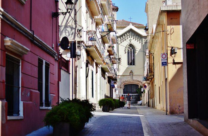 Район Sarrià-Sant Gervasi