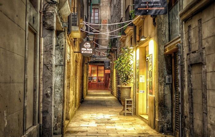 Индивидуальные экскурсии в Барселоне