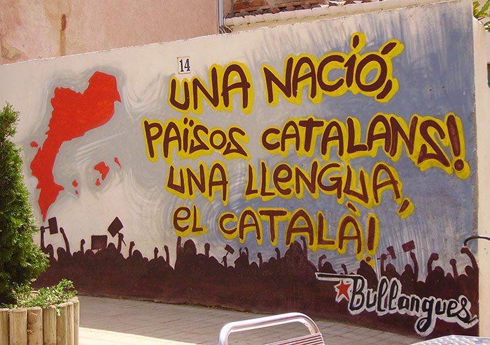 Язык в современной Барселоне
