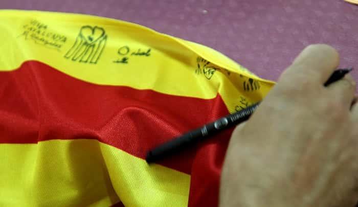 Каталанский язык в Барселоне