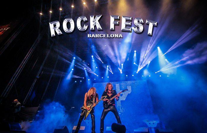 Rock Fest Barcelona 2016