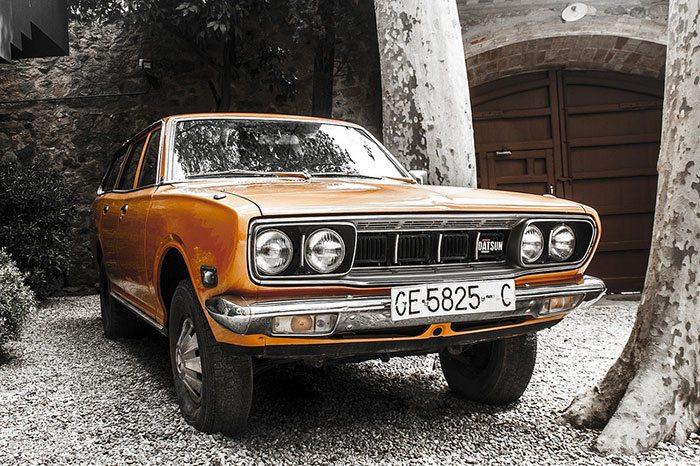 Личный автомобиль Гала