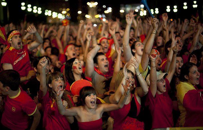 Лучшие спорт-бары в Барселоне