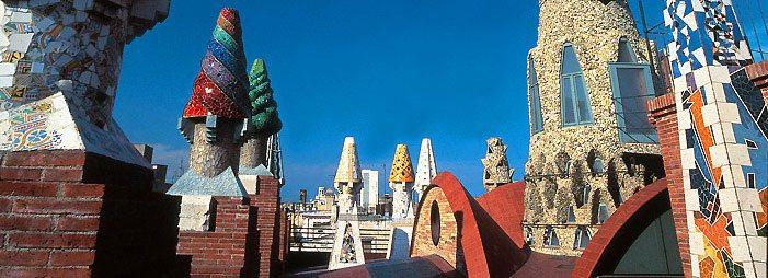 Барселона Гауди, Дворец Гуэля