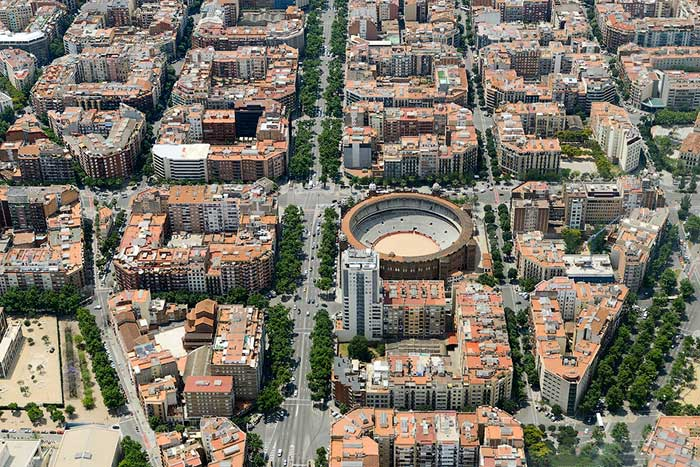 "Арена ""Монументаль"" в Барселоне"