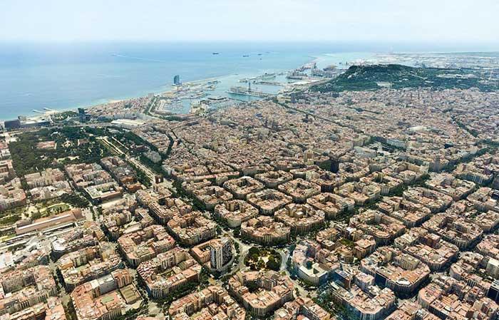Барселона чудесна не только, когда вы прогуливаетесь