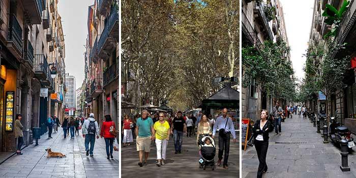 Какая погода в Барселоне в октябре
