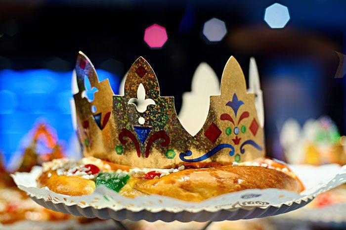 «Роскон» - традиционный бублик в День трех Королей-магов