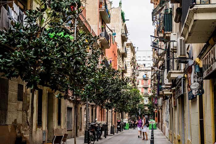индивидуальные пешие экскурсии по Барселоне