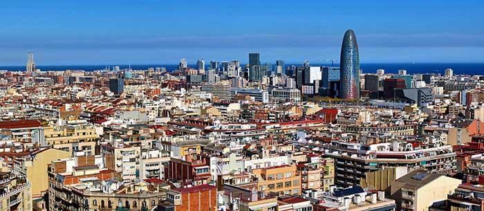 Барселона Сити Пас