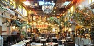 Ресторан Ultramarinos