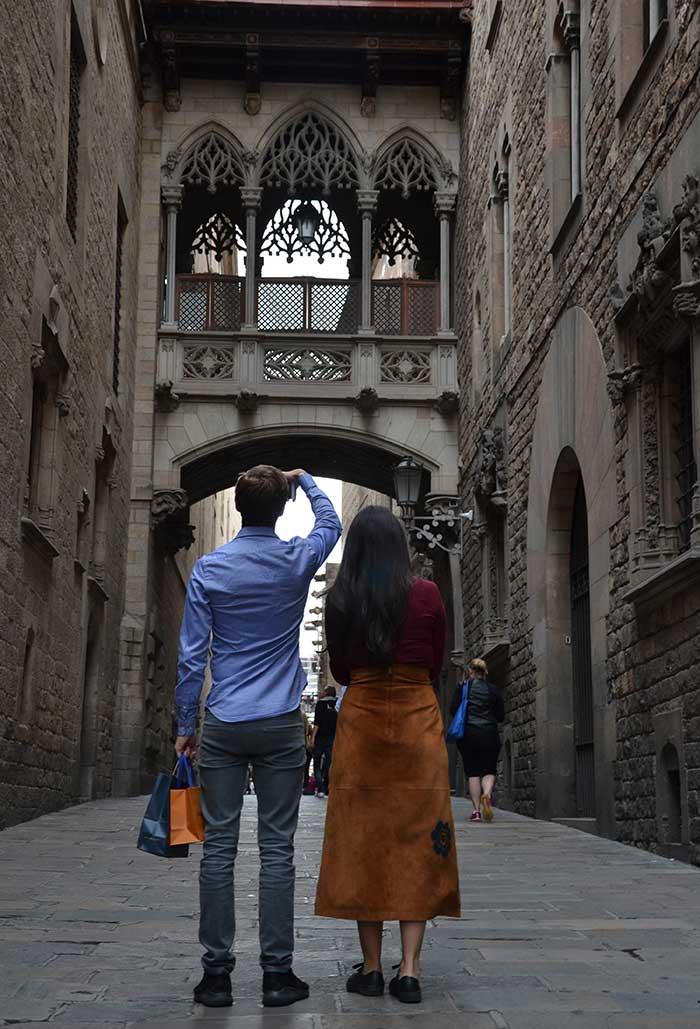 Автор Anastasiya Smirnova, Discover Barcelona