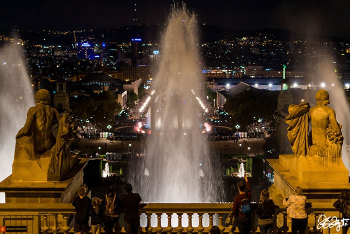 Автор Marco Mosti, Discover Barcelona