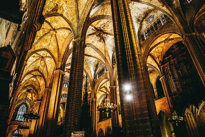 Автор Maria Shibanova, Discover Barcelona