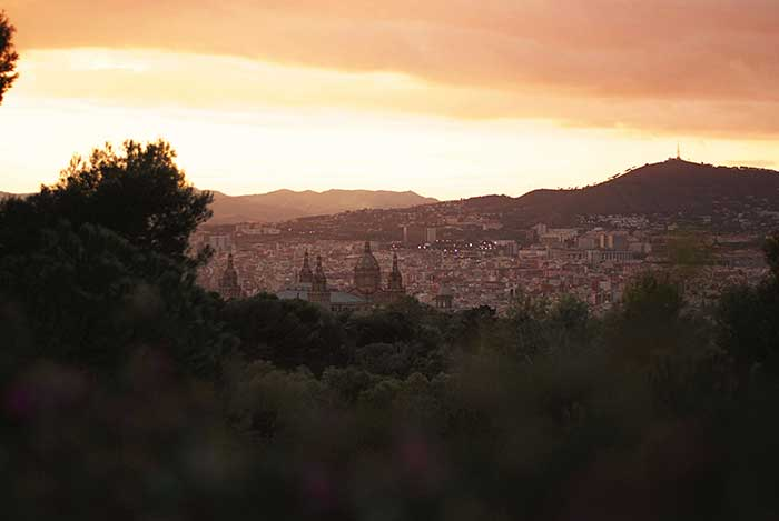 Автор Paola Valli, Discover Barcelona