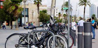 """Маршрут """"Барселонана велосипеде"""""""