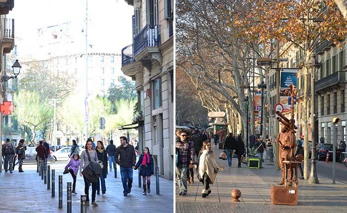 Как одеться в Барселоне в декабре