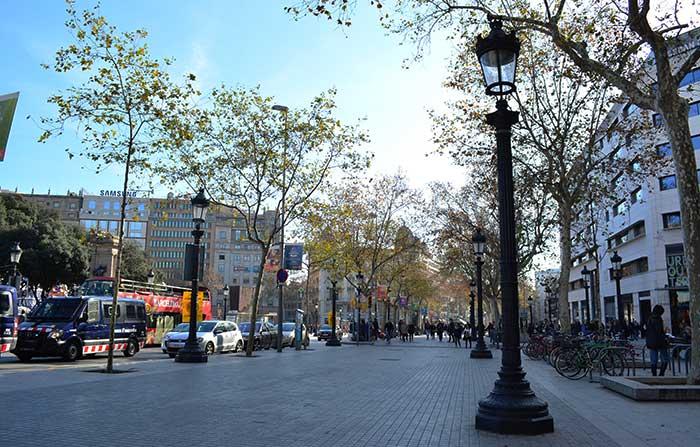 Барселона в декабре очарует каждого