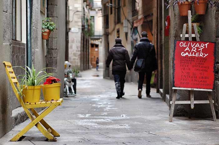 Барселона в ноябре: собираем чемодан