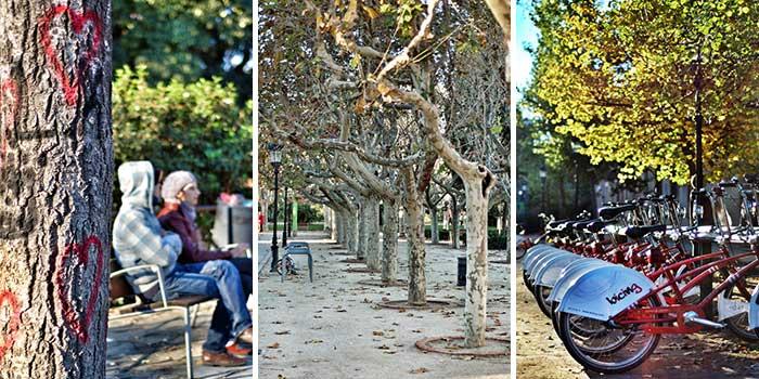 Барселона в ноябре: погода
