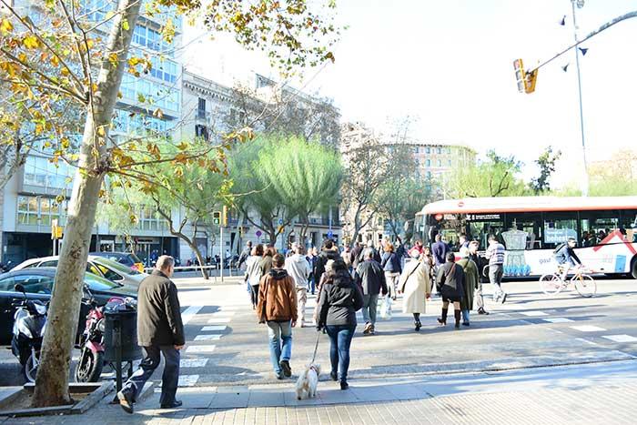 Как одеться в Барселоне в январе