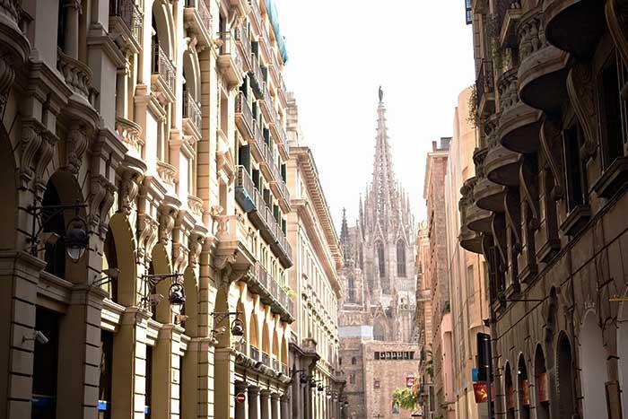 Кафедральный собор – один из лучших образцов готической архитектуры