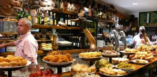 Тапас в Барселоне: лучшие бары и рестораны