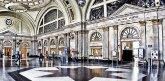 Вокзалы Барселоны