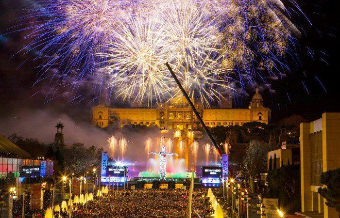 Рождество и Новый год в Барселоне
