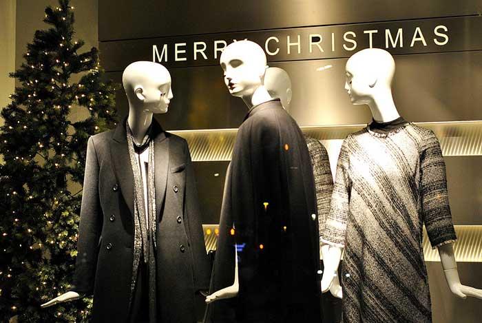 Рождественский шоппинг в Барселоне