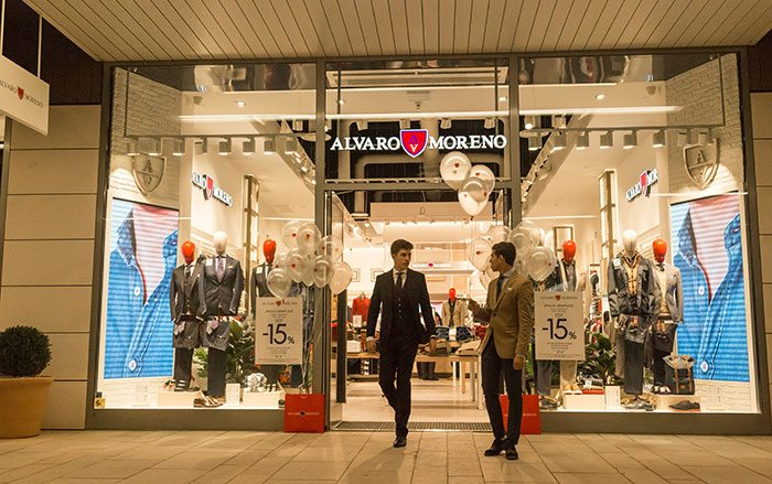 Бренды, представленные в Viladecans The Style Outlets