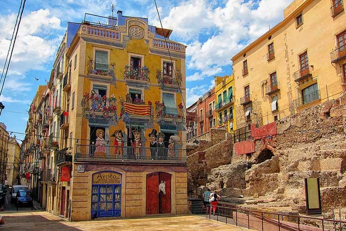 Барселона - Таррагона: как добраться