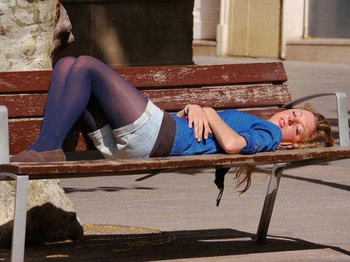Дневная жизнь в Барселоне