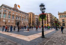 Барселона – столица Каталонии