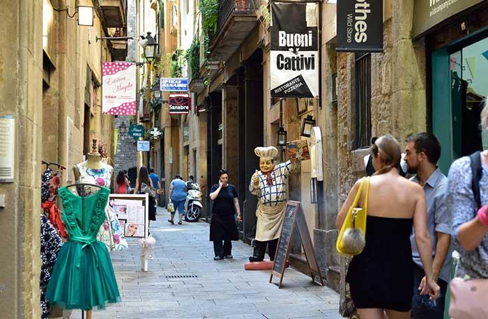 Барселона - столица туризма
