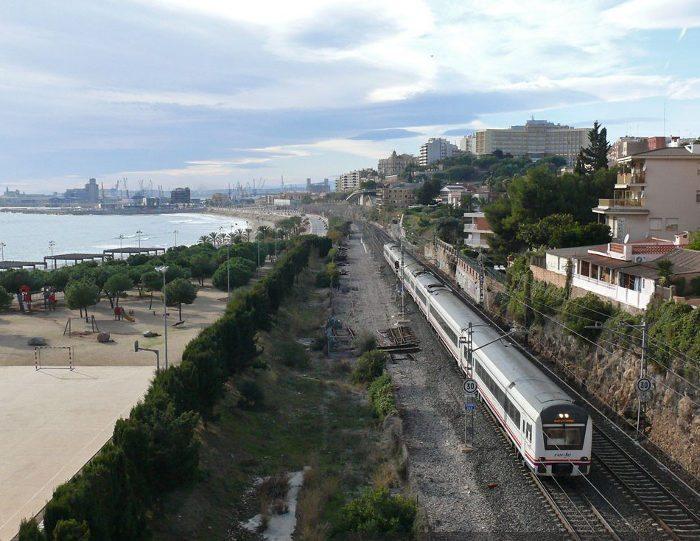 Поездом