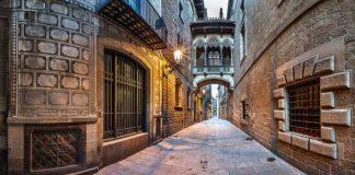 Экскурсия по Готическому кварталу Барселоны