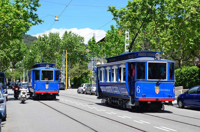 Трамвиа Блау Tramvia Blau