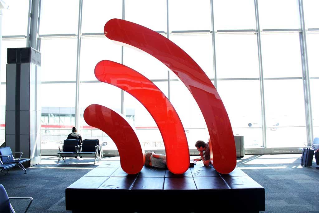 Бесплатный интернет в Барселоне