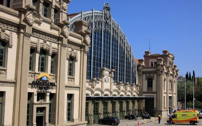 автовокзал Barcelona Nord