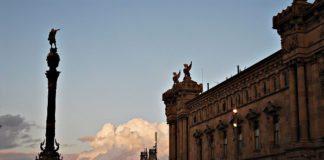 Колумб в Барселоне