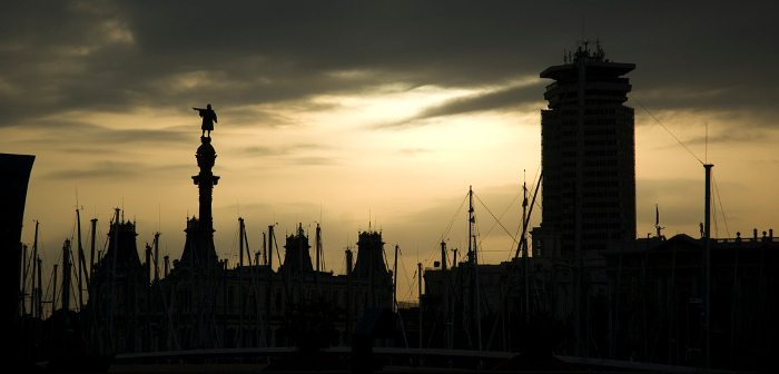 Колумб в Барселоне: хроника установки памятника